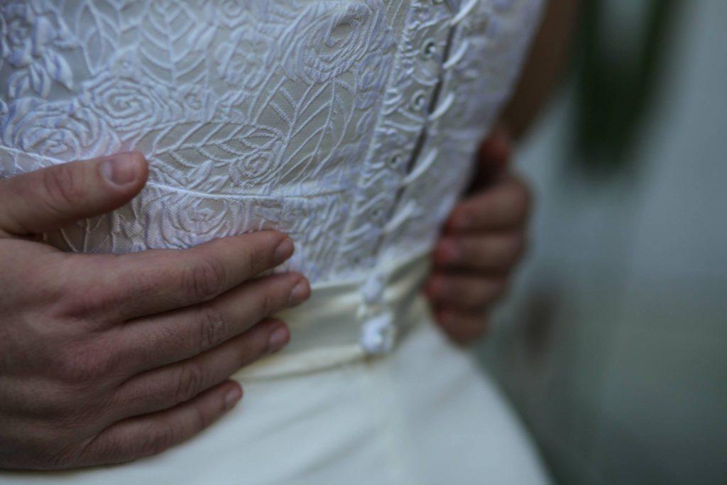 מרינה שוורץ - עיצוב שמלות כלה וערב - השמלה