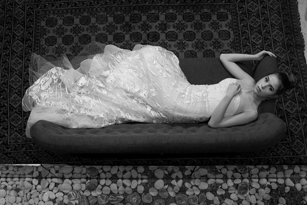 מרינה שוורץ - שמלת כלה -קולקציה 2019